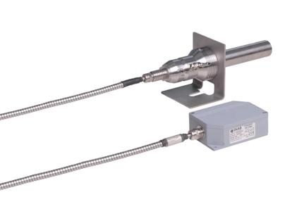 玻璃窑炉用光纤红外测温仪dsf30ng