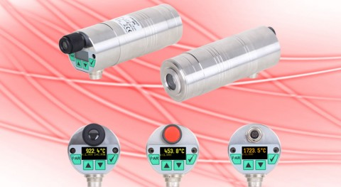 DGE56N低温短波红外测温仪 ,