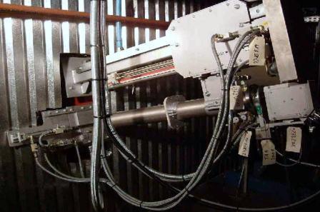 德国DIAS红外公司 , 炉侧安装PYROINC窑炉红外热成像系统